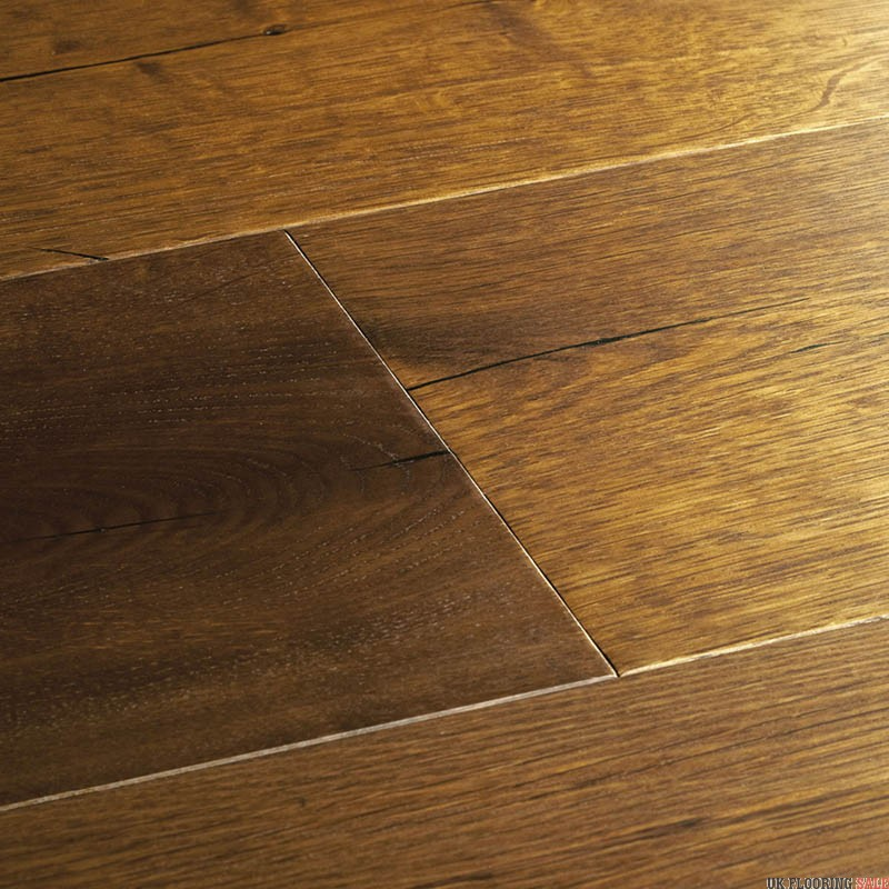 Woodpecker Berkeley Burnt Oak Engineered Woodbest Price In London