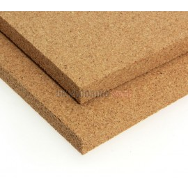 6 - 8mm Cork Sheet (facing material, sanded)