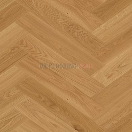 Boen Oak Adagio Unfinished brushed Triangles for installation