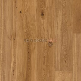 Boen Chalet and Chaletino Oak Traditional pure oak in a rustic grade, 4V bevel Chaletino Live Natural