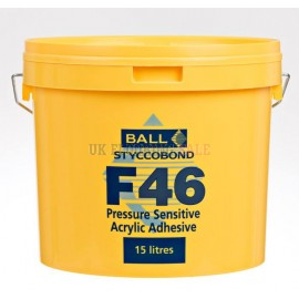 F Ball Pressure Sensitive Styccobond F46 Adhesive