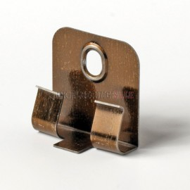 Oak skirting Clips 11-SKC-050