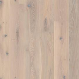 Boen Castle planks Oak Pale White brushed, white pigmented, 2V bevel Live Pure brushed