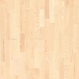 Boen 3-Strip Ash white Andante white pigmented Live Pure brushed