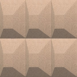 Granorte 3DForms Aztec Pearl 150 x 150 x 30 mm  Wall Tiles