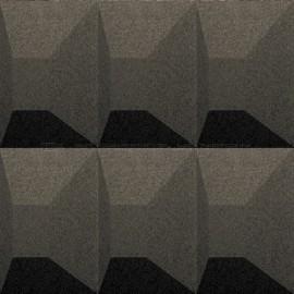 Granorte 3DForms Aztec Smoke 300 x 300 x 30 mm  Wall Tiles