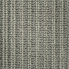 Bouclé Neutrals Stripe Gloucester Grey