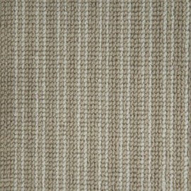 Bouclé Neutrals Stripe Kensington Oak