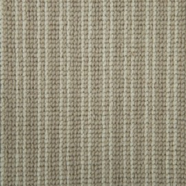 Bouclé Neutrals Stripe Mayfair Cream