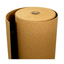Agglomerated cork roll