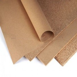 Agglomerated cork ( insulating material )