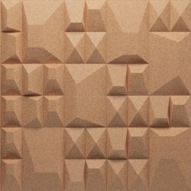 Granorte 3DForms Douro 20x Ramp - 150x150x30mm Wall Tiles