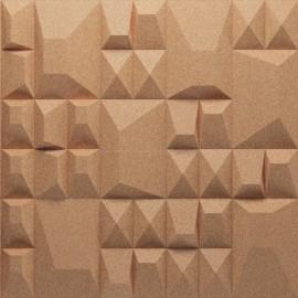 Granorte 3DForms Douro 8x Aztec - 150x150x30mm Wall Tiles