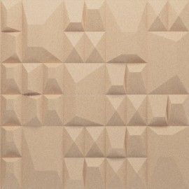 Granorte 3DForms Douro Pearl 12x Pyramid - 150x150x30mm Wall Tiles