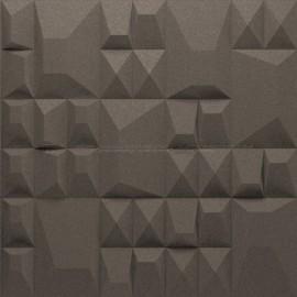 Granorte 3DForms Douro Smoke 4x Aztec - 300x300x30mm Wall Tiles