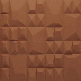 Granorte 3DForms Douro Terracotta 20x Ramp - 150x150x30mm Wall Tiles