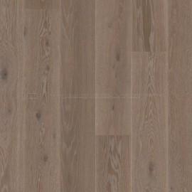 Boen Castle planks Oak India Grey brushed, 2V bevel Live Pure brushed