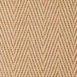 Kersaint Cobb Jute Herringbone Natural Carpet