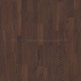 Boen 3-Strip Oak Brazilian Brown --- brushed, 2V bevel Pure brushed