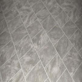 Amtico Spacia Stone Pale Grey Slate
