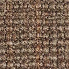 Alternative Flooring Jute Big Bouclé Toast Carpet