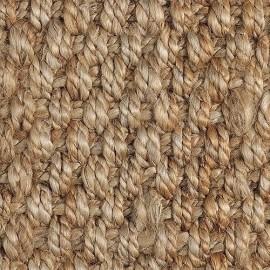 Alternative Flooring Jute Big Panama Pancake Carpet