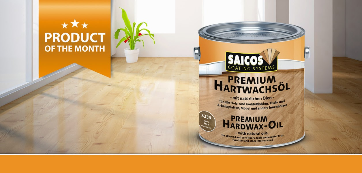 Saicos hardwax oil