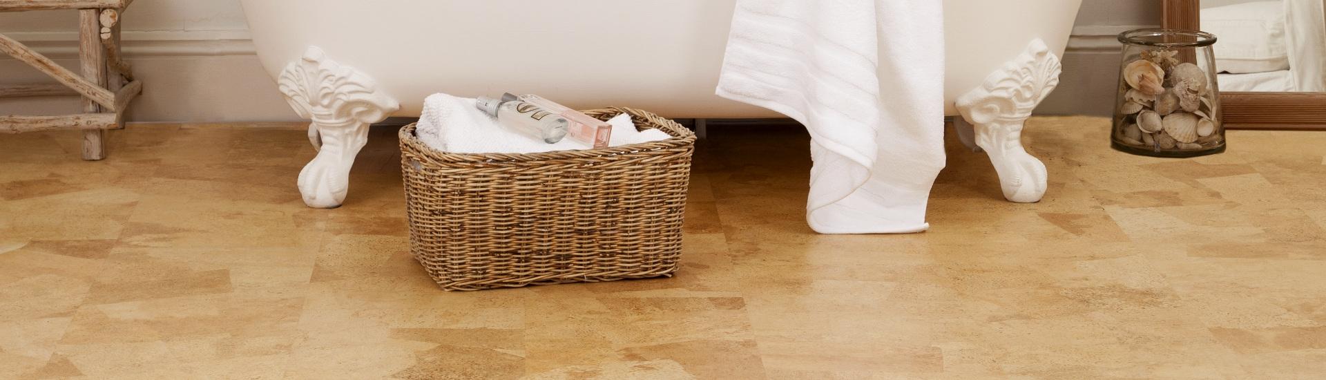 Glue-down cork tile - UKFLOORINGSALE